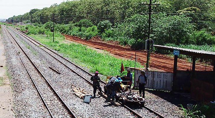 อินฟราฟัน ประจำวันพุธที่ 22 เมษายน 2563 : ปูรางรถไฟฝ่าดงโควิด