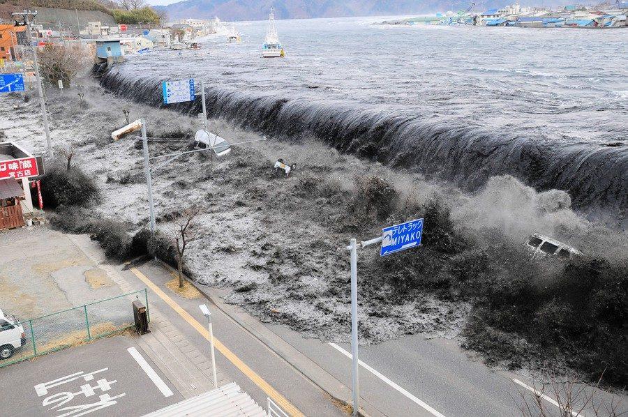 """ชี้หาก """"ญี่ปุ่น"""" เจอแผ่นดินไหวแรง 9 แมกนิจูด อาจจุด """"สึนามิยักษ์"""" สูง 30 เมตร ถล่มฮอกไกโด"""