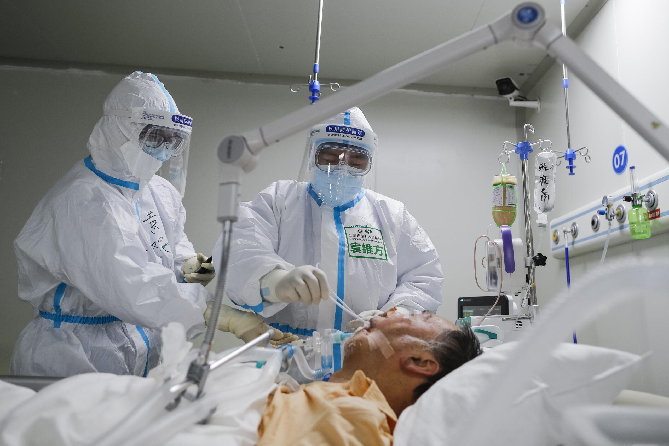 วิจัยผู้ป่วยโควิด พบคนมีอาการท้องร่วง ปอดยิ่งอักเสบรุนแรง