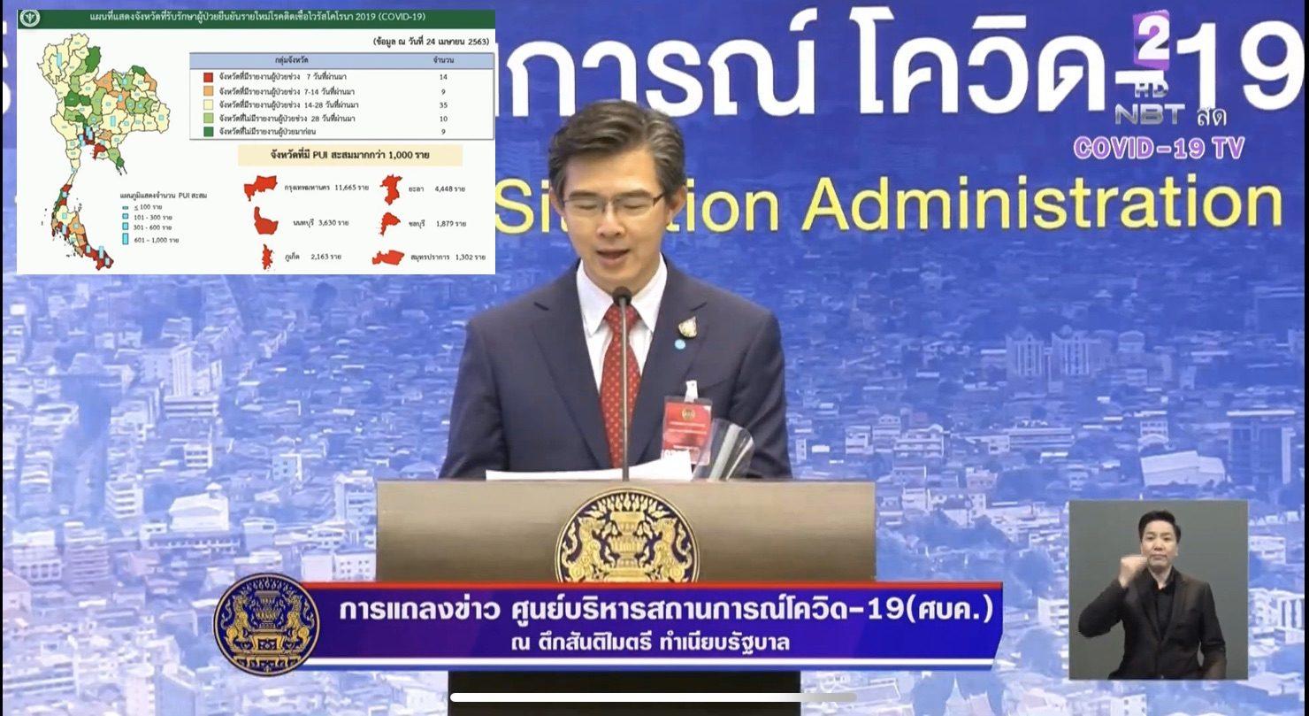 """โฆษก ศบค. วอนสังคมอย่าให้เกิดระลอกป่วย """"โควิด-19"""" ในไทย หวั่นเงินไม่พอรักษา"""