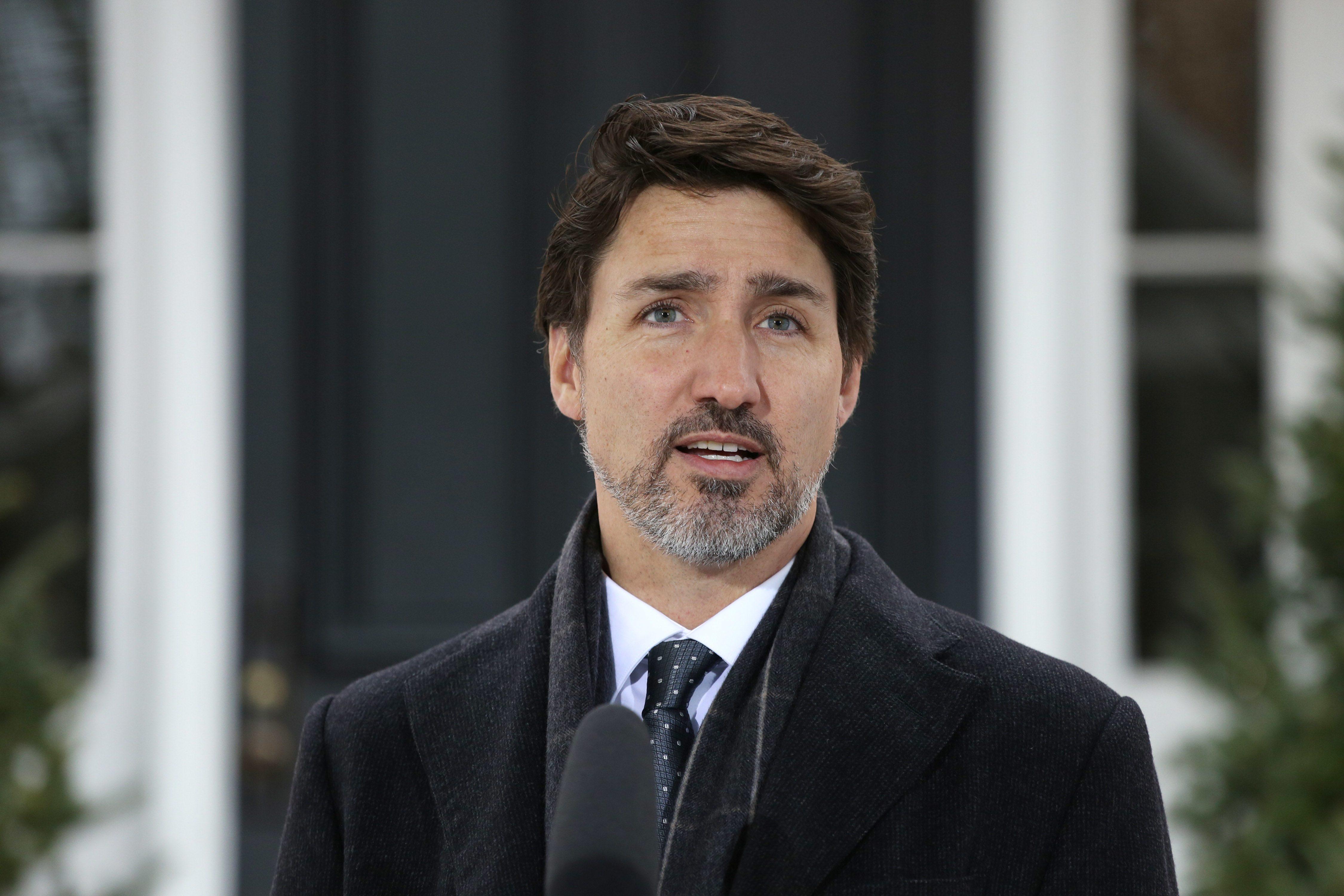 'ทรูโด' เผย จีนห้ามเข้าพบ 2 แคนาดา อ้างเหตุปิดคุกเพราะโควิด-19