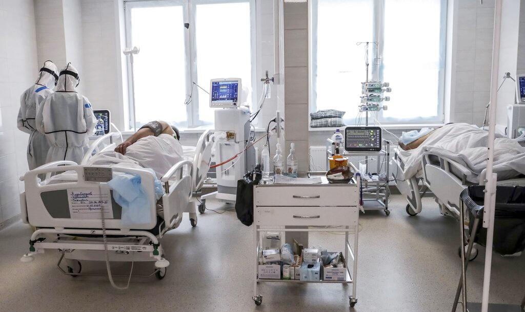 โควิด:รัสเซียกระอัก ติดเชื้อวันเดียวทะลุหมื่น หมอป่วยเองอื้อ-ปิด24รพ.