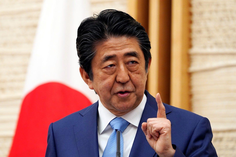 """นายกฯญี่ปุ่นต่อเวลา """"สถานการณ์ฉุกเฉิน"""" คุมโควิด ถึง 31 พ.ค. ชี้จำนวนผู้ติดเชื้อยังไม่ลดลงมากพอ"""