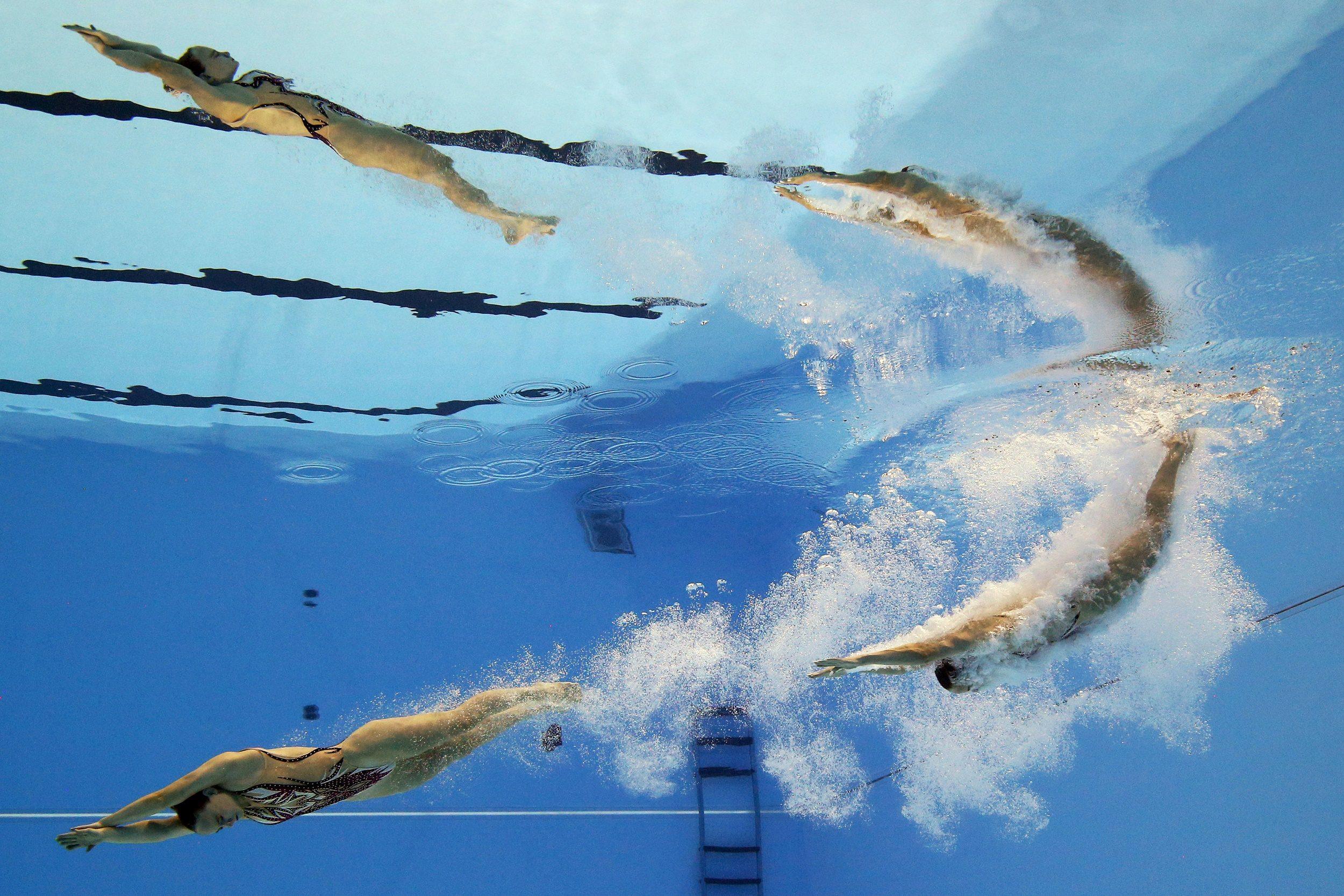 เลื่อนแข่งว่ายน้ำชิงแชมป์โลกเป็นปี 2022 หลบโอลิมปิกปีหน้า