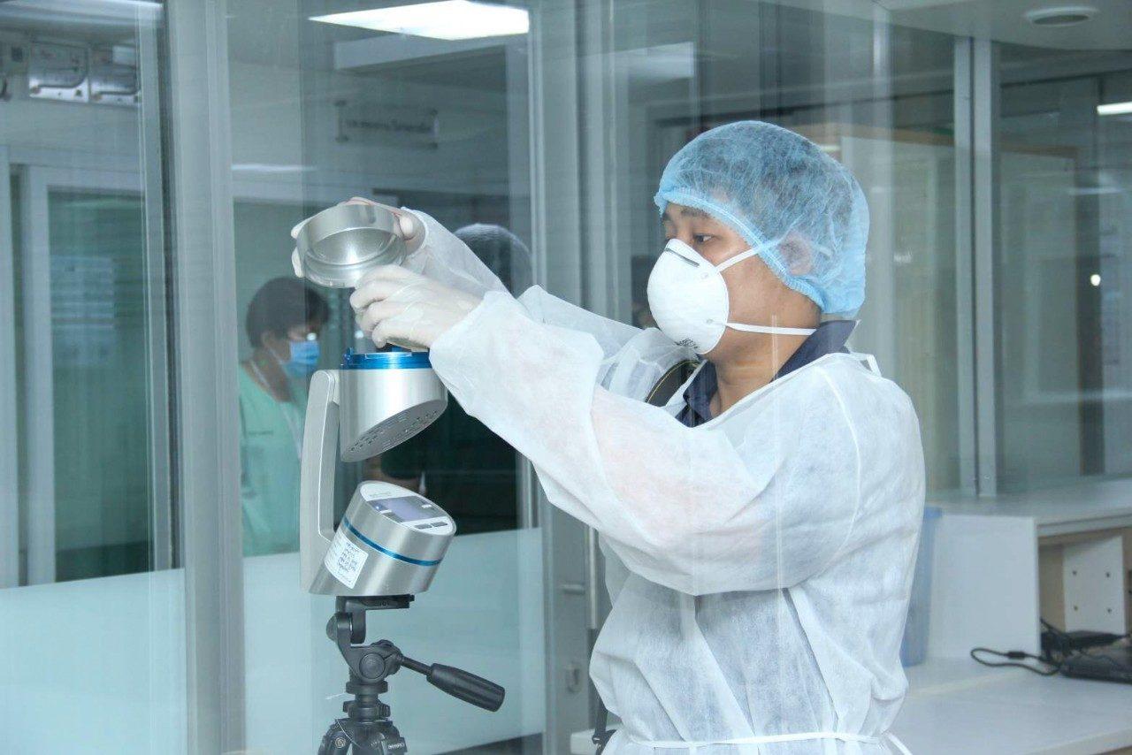 วว.ทดสอบ ห้องความดันลบ รพ.ศิริราช รองรับการแพร่ระบาดโควิด-19 ผล ผ่านเกณฑ์ ปชช.วางใจได้ 100%