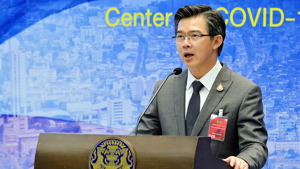 หมอทวีศิลป์ เปิดแผน! นำคนไทยกลับประเทศถึงสิ้น พ.ค.นี้อีก 7พันคน