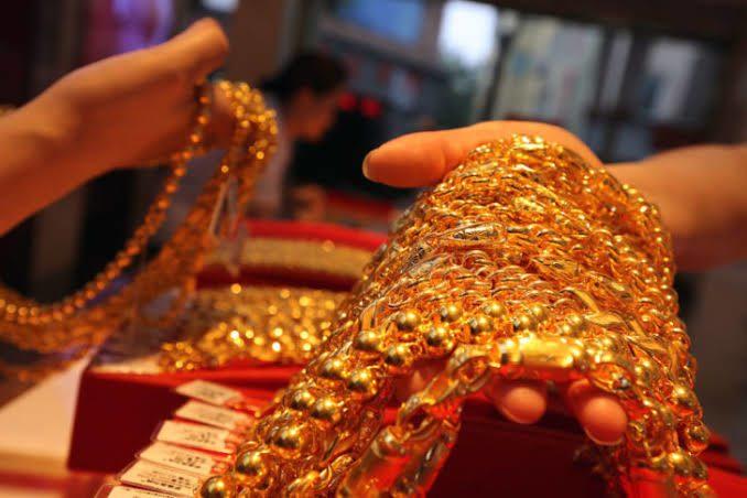 ทองคำไทยปรับครั้งแรกลงทันที 150 บาท ทองรูปพรรณ ขายออก 26,500 บาท