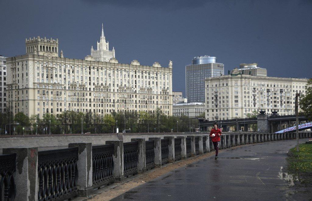 รัสเซียติดเชื้อ 'โควิด' วันเดียวเกิน 10,000 คน
