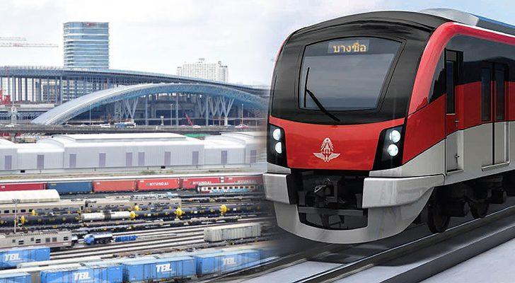 คมนาคม เร่งสรุปทุกแผนงานรถไฟฟ้าสายสีแดง ลุยเดินหน้าเปิดบริการตามแผน พ.ย.นี้
