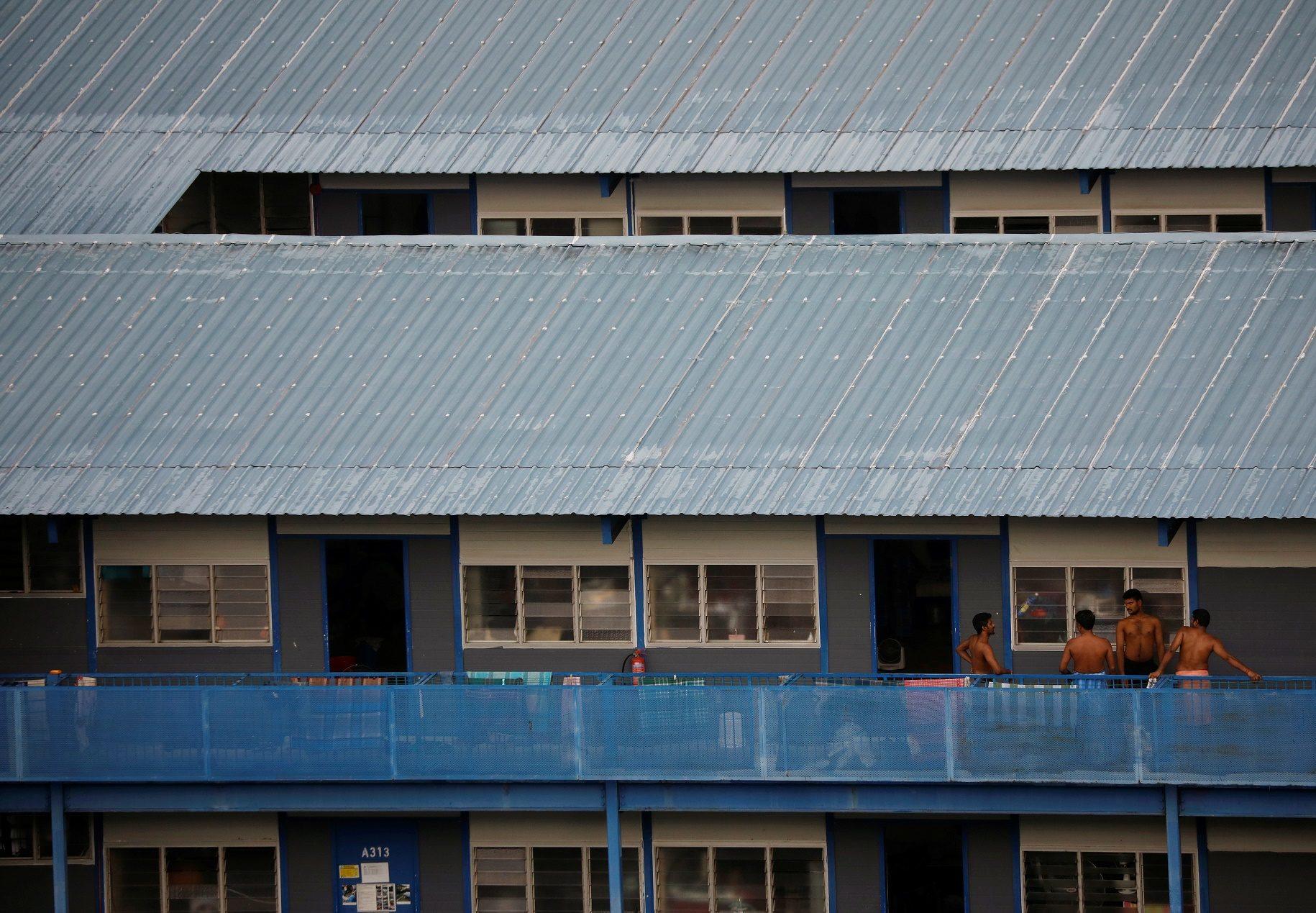 """สิงคโปร์ติดเชื้อ """"โควิด"""" รายใหม่เพิ่มอีกกว่า 700 ดันยอดสะสมพุ่ง 22,460 ราย"""