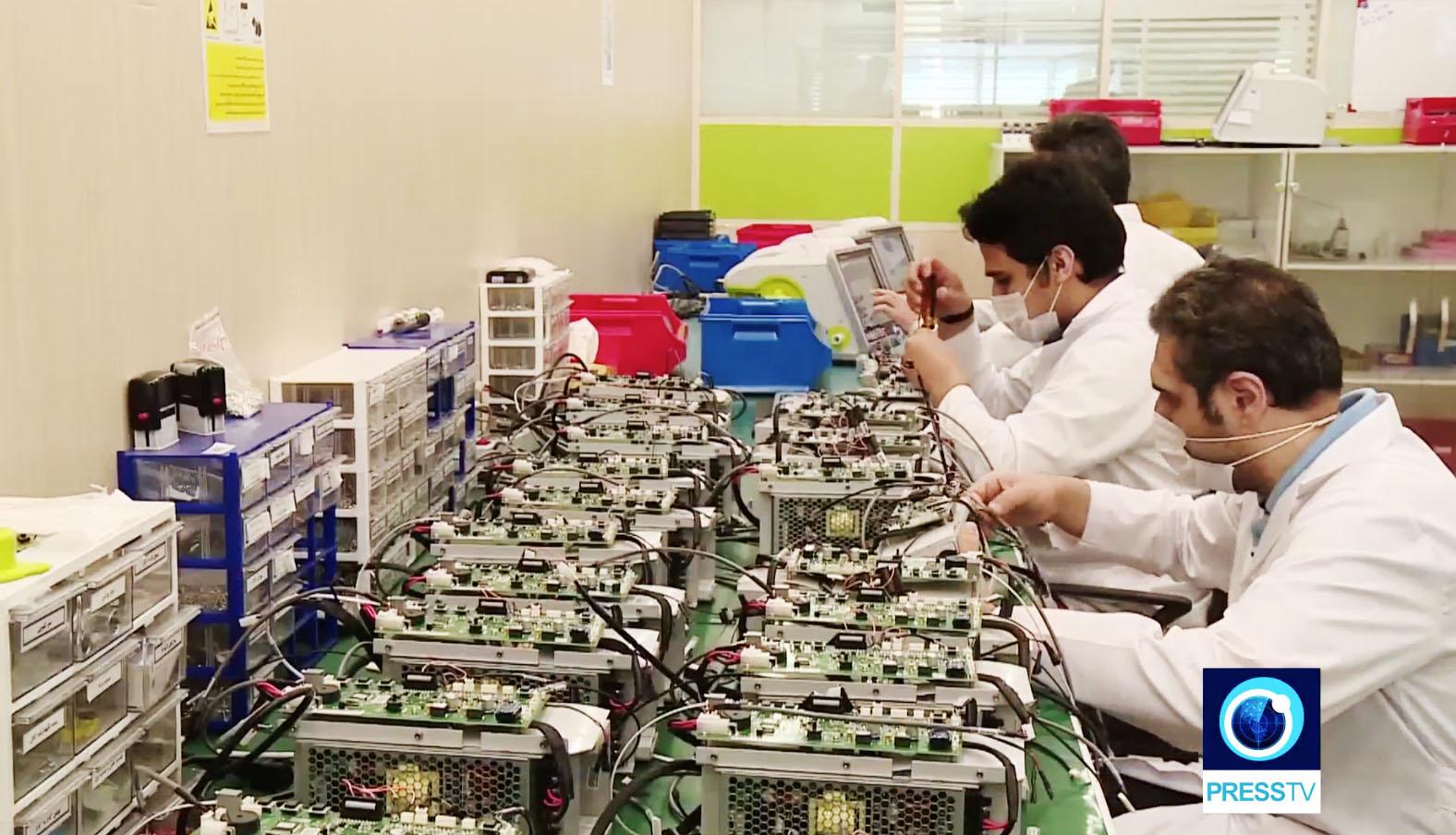 โควิด:อิหร่านผลิตเครื่องช่วยหายใจ ดิ้นรนเอง-ไม่รอสหรัฐเลิกราวี
