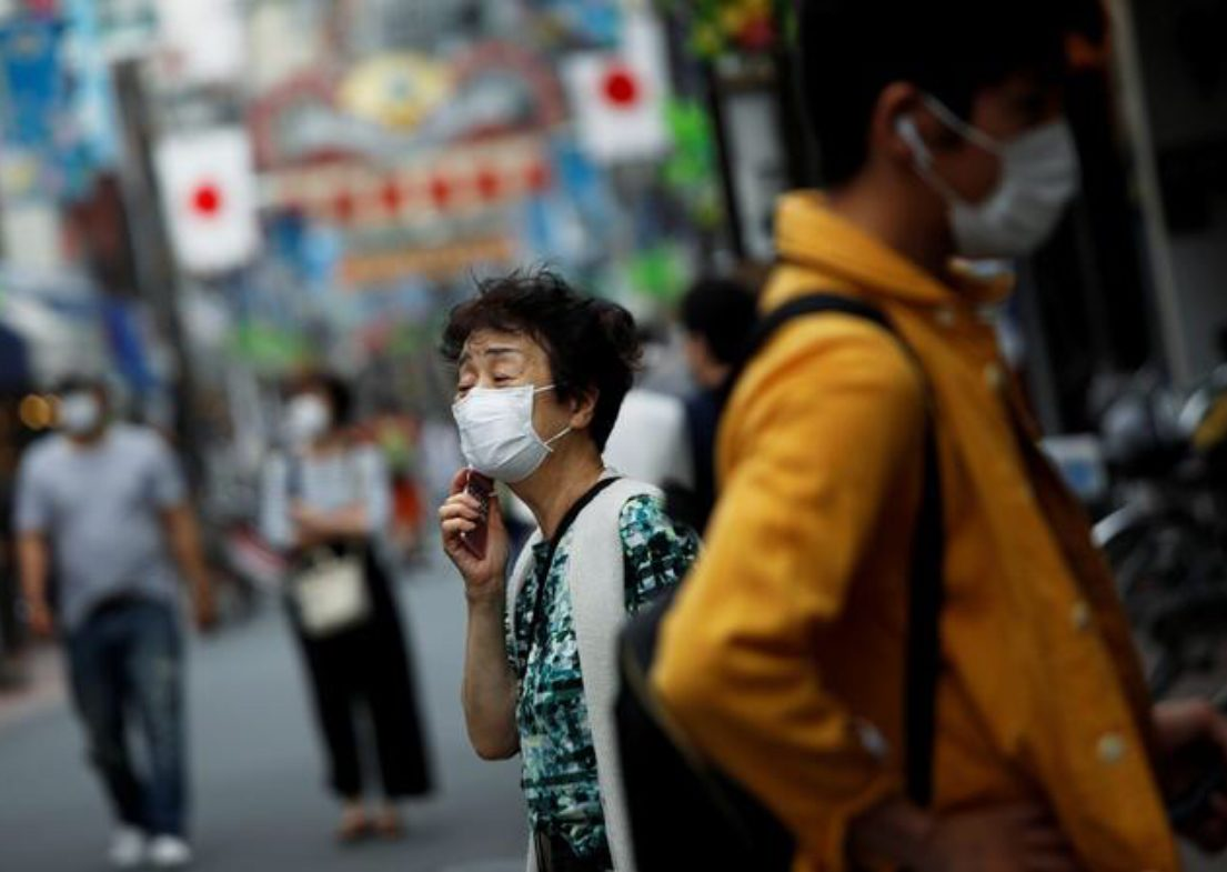 ญี่ปุ่นชี้ผู้ป่วย 'โควิด' ใช้เตียงกว่า 90% ของโรงพยาบาลโตเกียวแล้ว