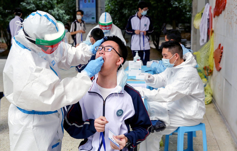 อู่ฮั่น ตรวจโควิด-19 ในประชากร 11 ล้านคนภายในเวลา 10 วัน หลังพบการระบาดครั้งใหม่