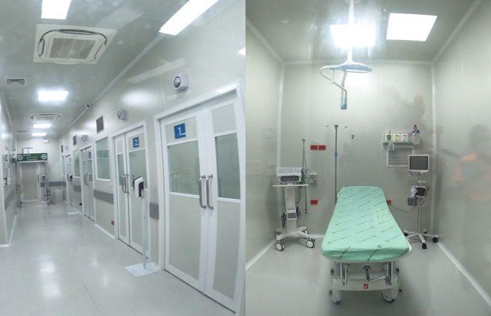 คณะแพทย์ มช. เปิดตัวห้องฉุกเฉินแยกโรคติดเชื้อทางอากาศแรงดันลบ แห่งแรกของประเทศ