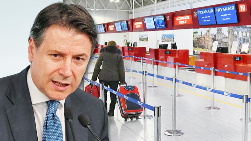 """โควิด: นายกฯ อิตาลีไฟเขียว """"เดินทาง"""" ภายใน-ระหว่างประเทศ เริ่มวันที่ 3 มิ.ย."""