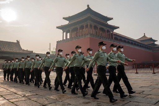 จีนเพิ่มงบทหารปีนี้ 6.6% โตน้อยสุดใน 30 ปี