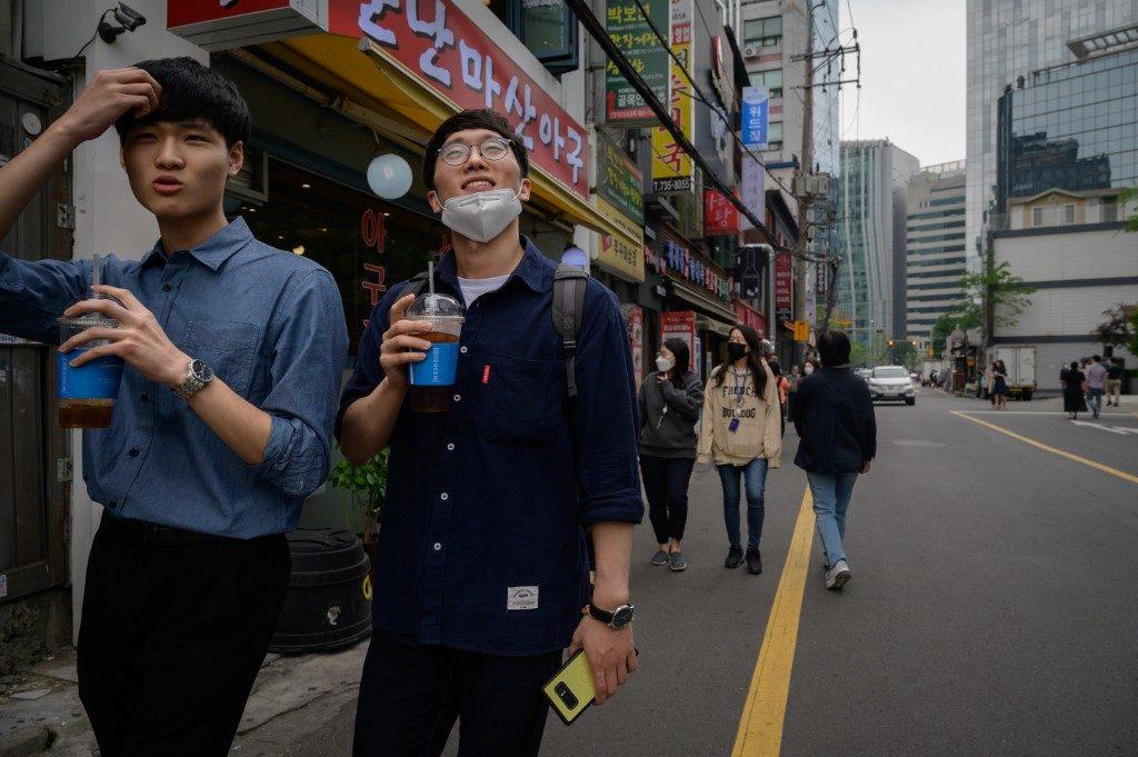 คนแรกของประเทศ! เกาหลีใต้ คุก 4 เดือน หนุ่มฝ่าฝืนมาตรการล็อกดาวน์