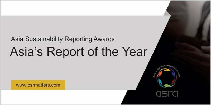 เจาะลึก 7 รางวัลด้านความยั่งยืนที่เครือเจริญโภคภัณฑ์ได้รับจากเวที Asia Sustainability Reporting Awards (ASRA) 2019