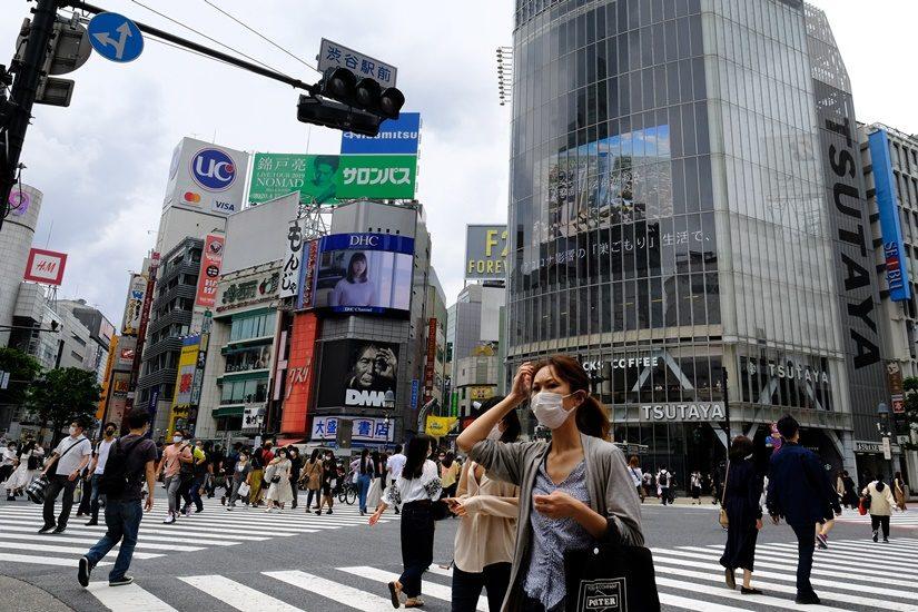 ญี่ปุ่น เตรียมเปิดให้นักท่องเที่ยวจาก 4 ชาติ รวมทั้งไทย เข้าประเทศได้ภายในสิ้น มิ.ย.นี้