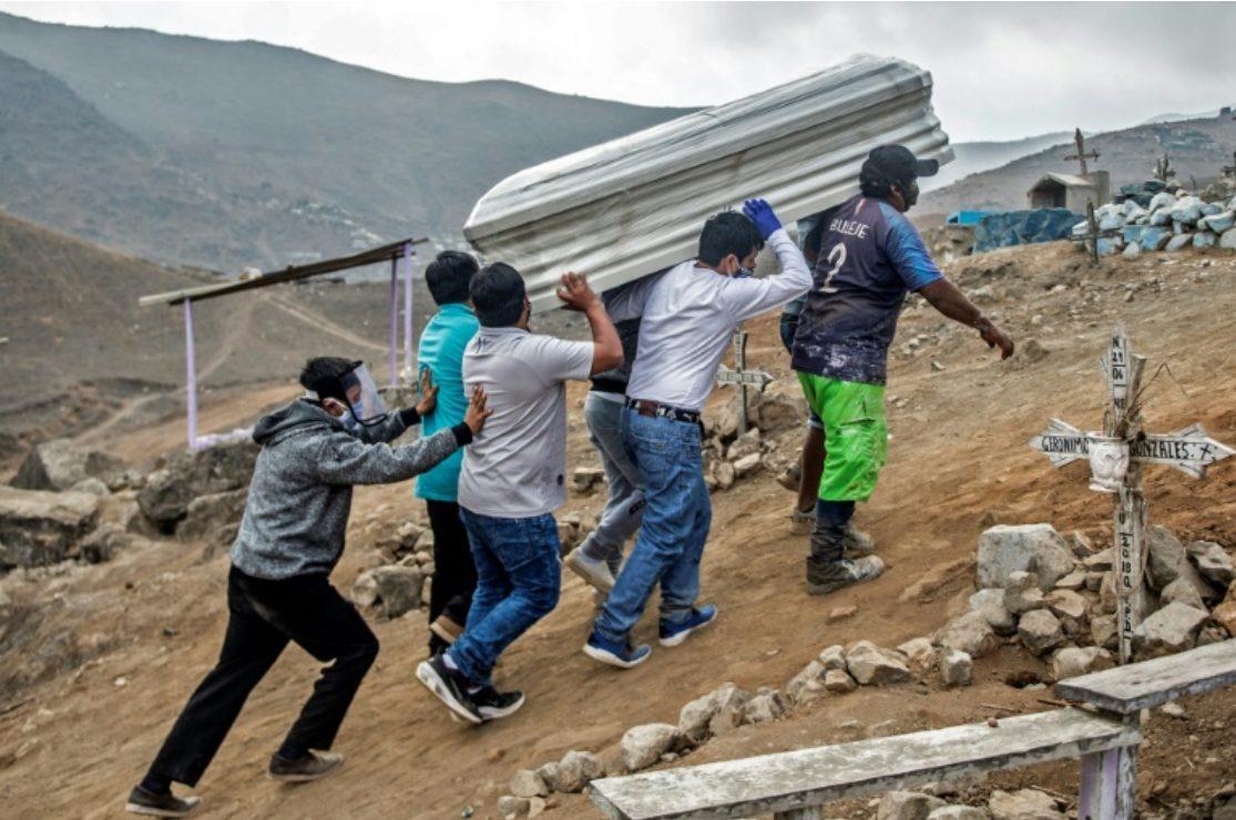 ชิลีติด 'โควิด' ทะลุแสน ทั่วโลกป่วย 6.35 ล้าน ตาย 3.76 แสน
