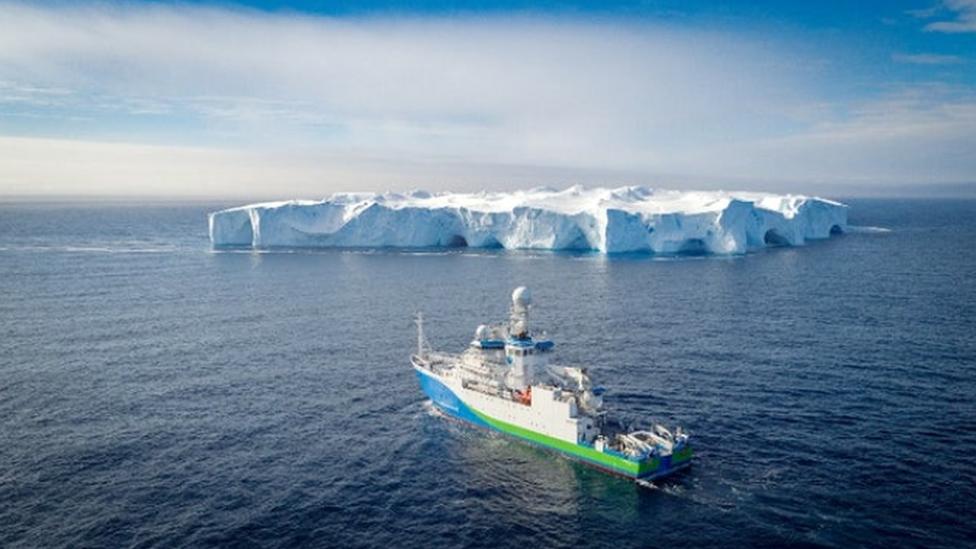 พบมวลอากาศบริสุทธิ์สะอาดที่สุดของโลกเหนือมหาสมุทรแอนตาร์กติก