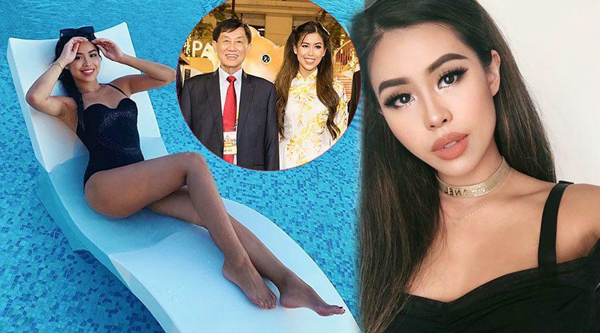 ลูกสาวมหาเศรษฐีเวียดนาม ดังช่วงโควิด ส่องตระกูลรวยจัดได้อย่างไร