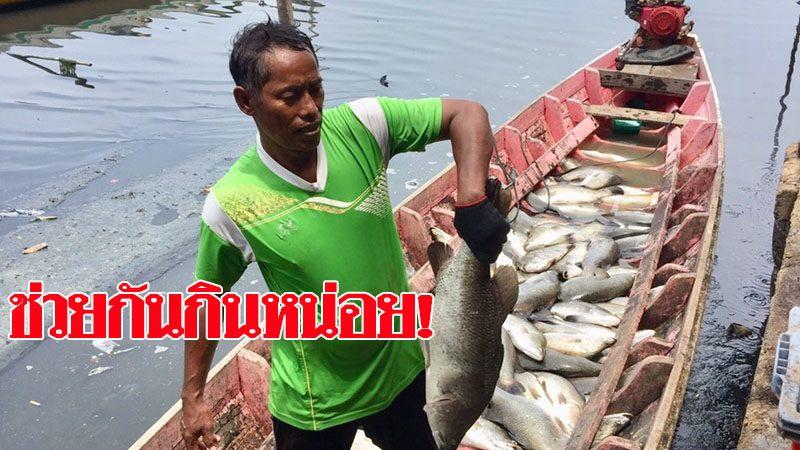 พาณิชย์ช่วยเกษตรกรกู้วิกฤตปลากะพง 3 น้ำ จังหวัดสงขลา ชี้อร่อยที่สุดแห่งหนึ่งในไทย