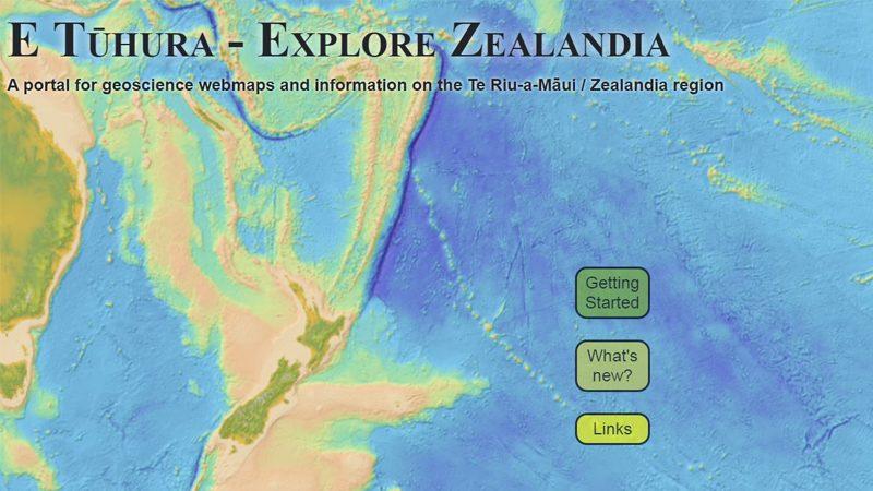 เปิดตัวเว็บศึกษาทวีปซีแลนเดีย ทวีปสาบสูญใต้ท้องทะเล
