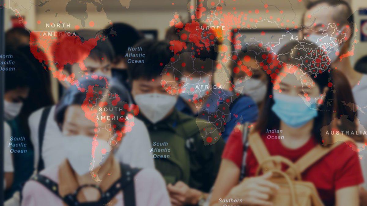 ประเทศไทย โควิดไร้ป่วยต่อเนื่อง 34 วัน สวนทางโลกทะลุ 10 ล้านราย!