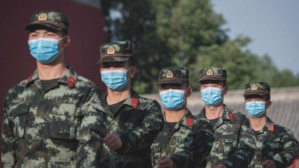 อินเดีย-จีน : จีนเตรียมฝึกศิลปะการต่อสู้ให้ทหารหลังเกิดเหตุปะทะเดือดที่พรมแดนติดอินเดีย
