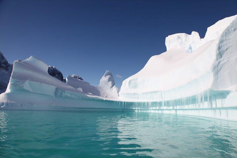 ผลวิจัยเผย ขั้วโลกใต้ร้อนขึ้นเร็วกว่า 3 เท่า