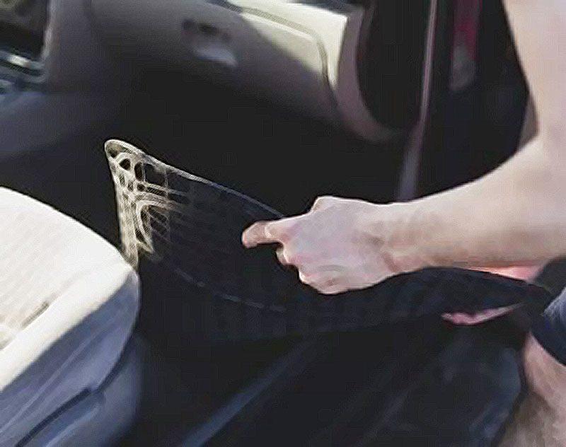 คาร์ทิป : วิธีแก้ไขน้ำเข้ารถ : โดย ช่างเซียน
