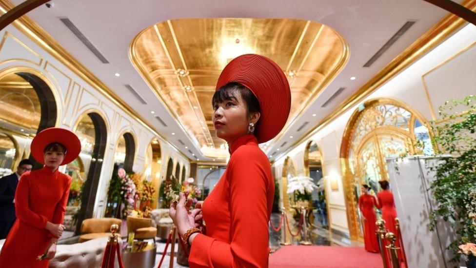 โควิด-19 : เวียดนามเปิดโรงแรมทองคำแห่งแรกของโลก หวังดึงดูดนักท่องเที่ยวหลังพ้นโรคระบาด