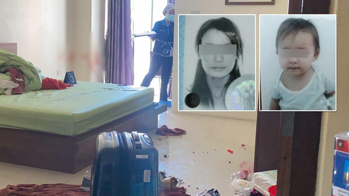 สาวรัสเซีย ฆ่าโหดลูกน้อย 1 ขวบ 7 เดือน ก่อนกระโดดตึก 3 ชั้น หวังฆ่าตัว