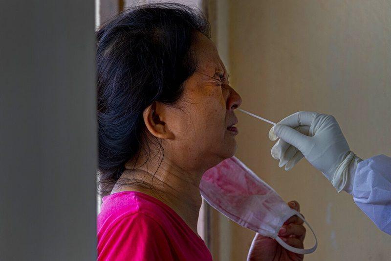 อินเดียติดโควิดเพิ่มอีกกว่า 2.4 หมื่น ขึ้นอันดับ 4 ของโลก เตรียมเปิดตัววีคซีน 15 ส.ค.