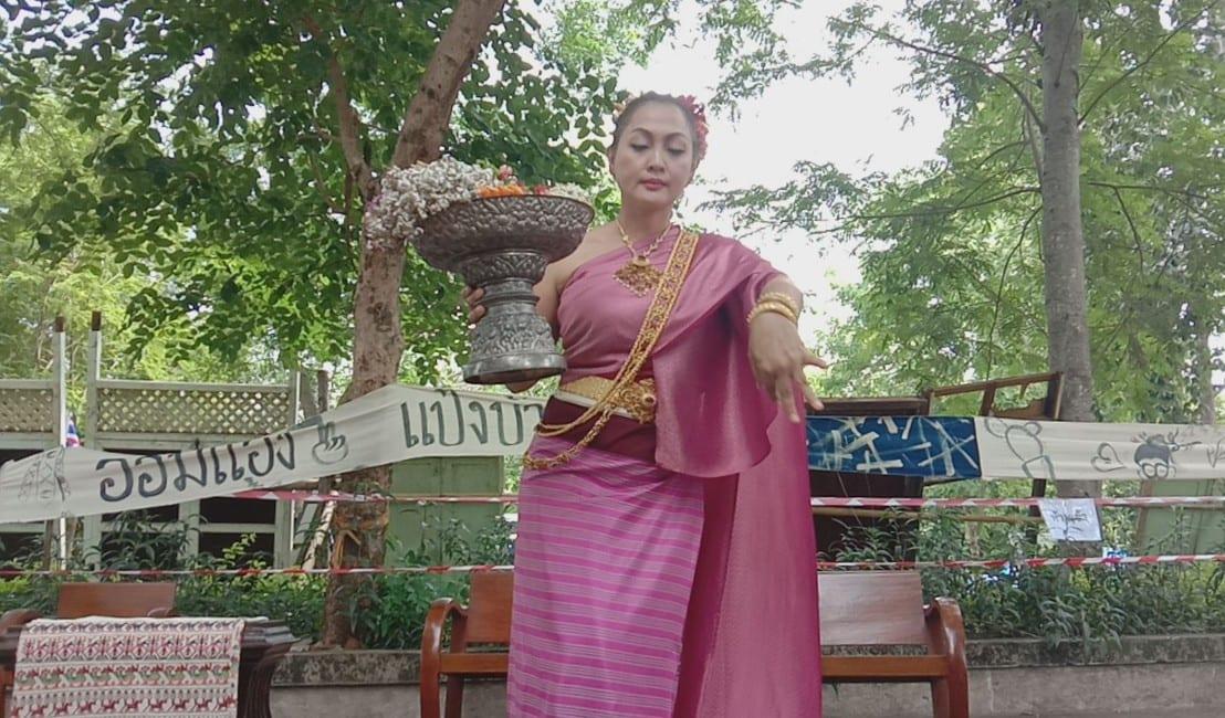 นักอนุรักษ์ ชาวเมืองเก่าเชื้อสายเจ้าหลวงประกอบพิธีสู่ขวัญออมแฮง ร่วมใจติดตามฟื้นฟูบ้านเมืองแพร่