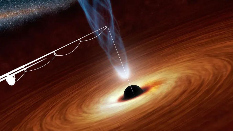 ผลทดลองล่าสุดชี้ แนวคิดหย่อนวัตถุลงหลุมดำเพื่อดึงพลังงานมาใช้เป็นไปได้จริง