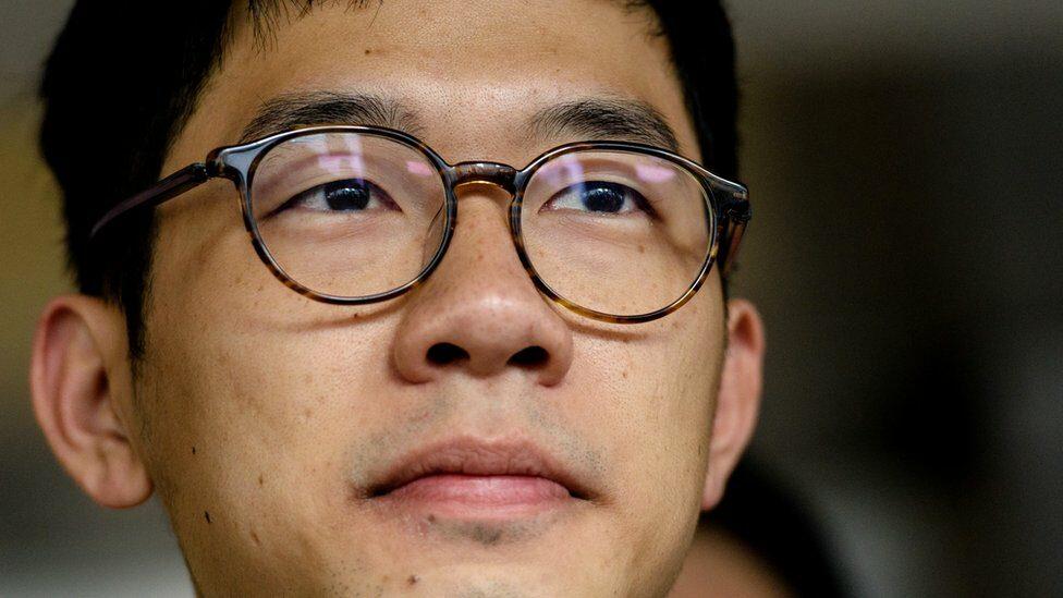ประท้วงฮ่องกง: นาธาน ลอว์ นักเคลื่อนไหวคนสำคัญย้ายมาลอนดอนแล้วหลัง กม.ความมั่นคงจีนมีผล