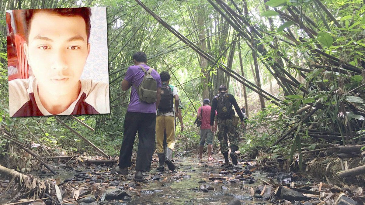 หนุ่มวัย 24 หายตัวลึกลับในป่ากว่า 20 วัน แม่เชื่อลูกหาทางกลับไม่ถูก เร่งค้นหาตัว