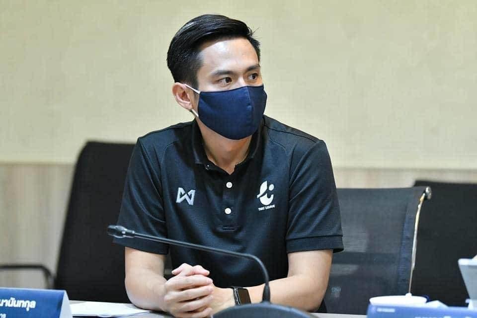 'กรวีร์'ยังไม่ฟันธงไทยลีก3แข่งได้หรือไม่ รอทรูให้คำตอบก่อนเรียกประชุมทุกสโมสร