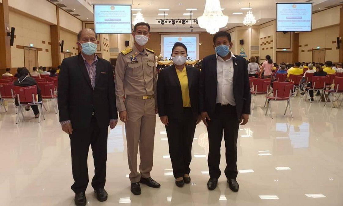 4 ส.ส.พปชร. ฟังความเห็นคนกระบี่ หนุนขุดคลองไทย พัฒนาการค้า-ท่องเที่ยว