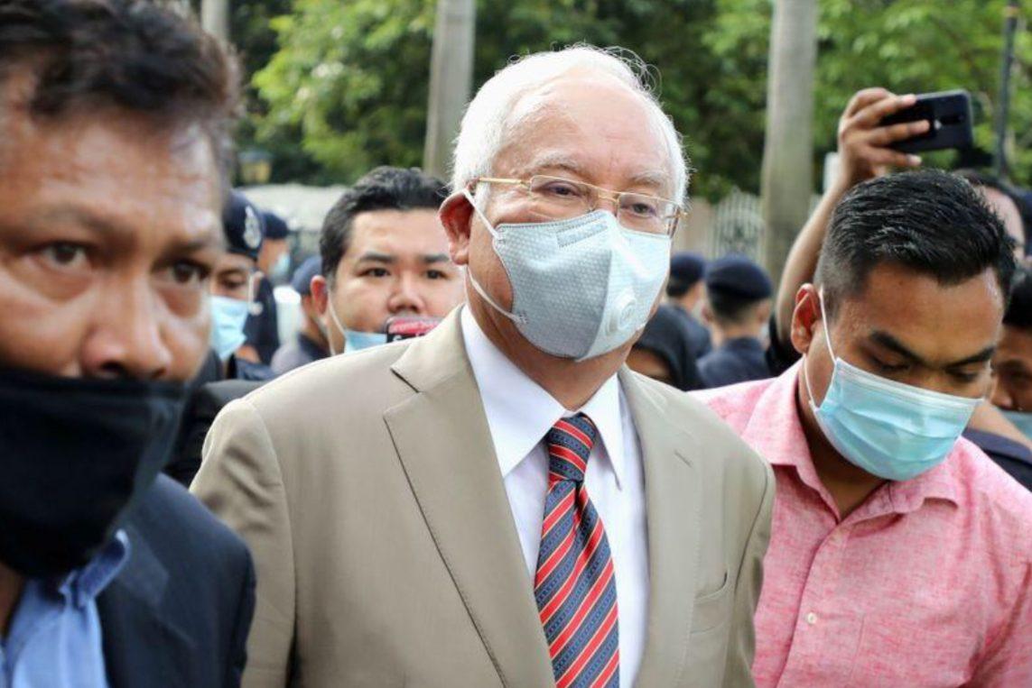 พิพากษาษาคดีฉ้อโกง 1MDB 'นาจิบ ราซัค' อดีตผู้นำมาเลย์วันนี้