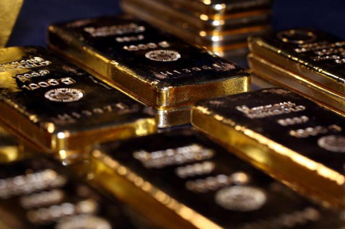 ทองคำพุ่งแรงใกล้แต่ 2,000$ ดอลลาร์สหรัฐอ่อนค่าสุดรอบ 2 ปี
