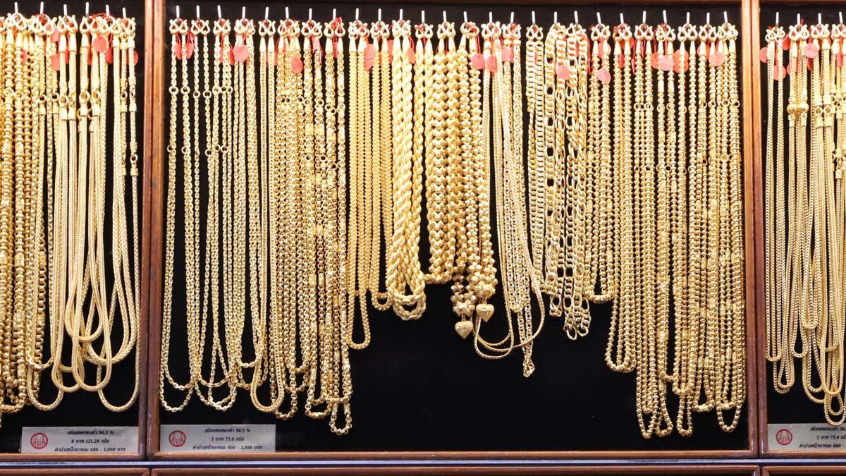 สมาคมค้าทองคำ ประกาศ ราคาทอง เช้านี้ ใกล้แตะ 3 หมื่น