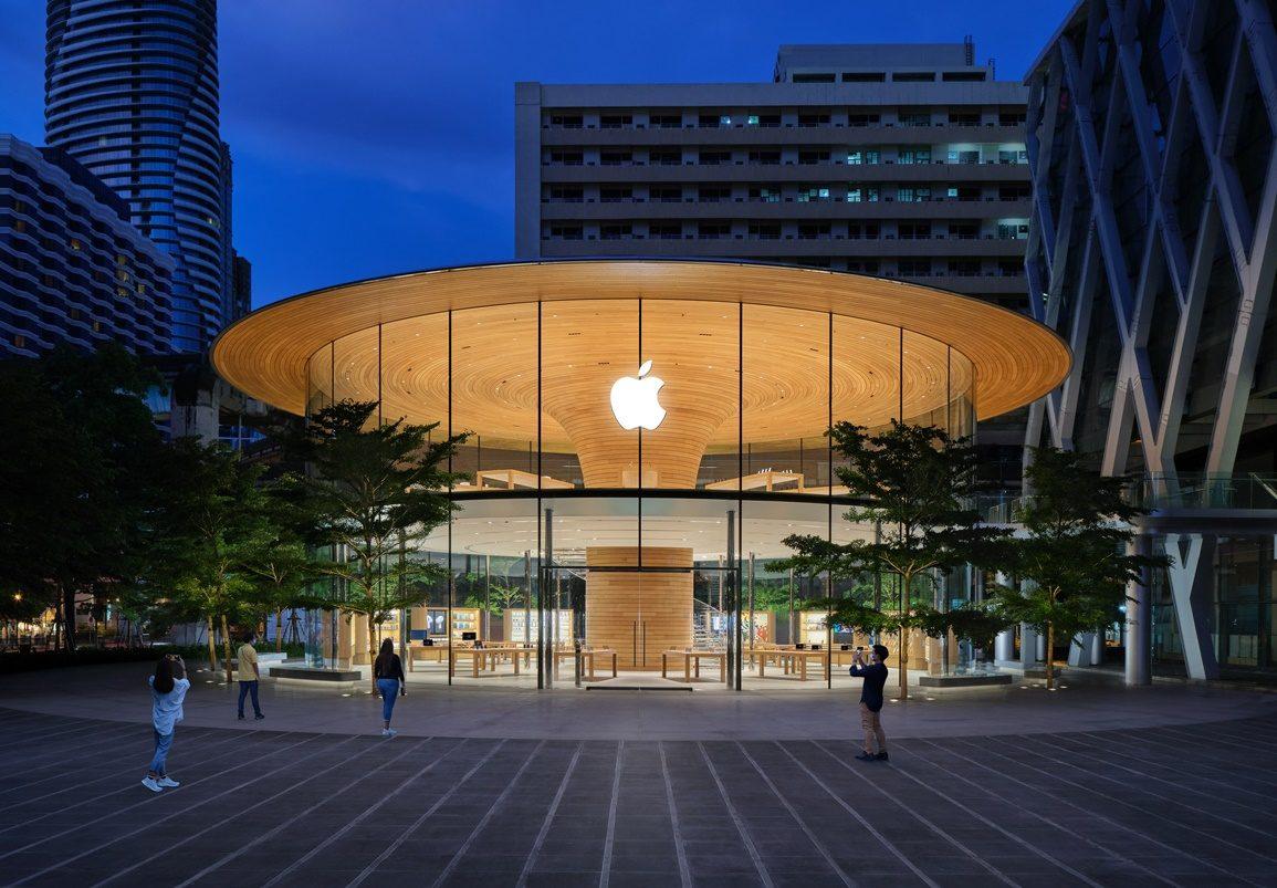 Apple Central World เตรียมเปิดให้บริการ 31 ก.ค.นี้