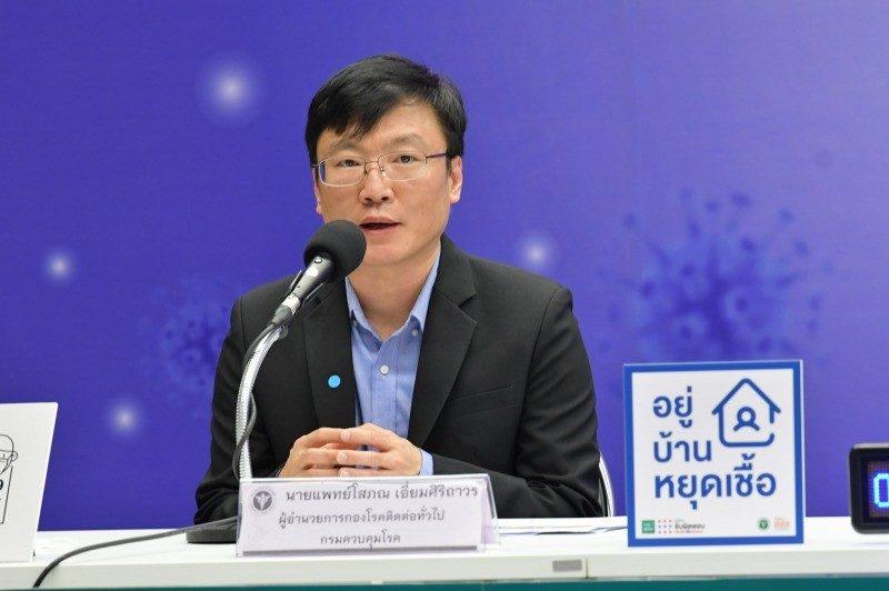 สธ.เผยไทยไร้ป่วยโควิด-19 นาน 3 เดือน หวั่นระบาดรอบ2 ขอปชช.ยังต้องป้องกันตนเองต่อ