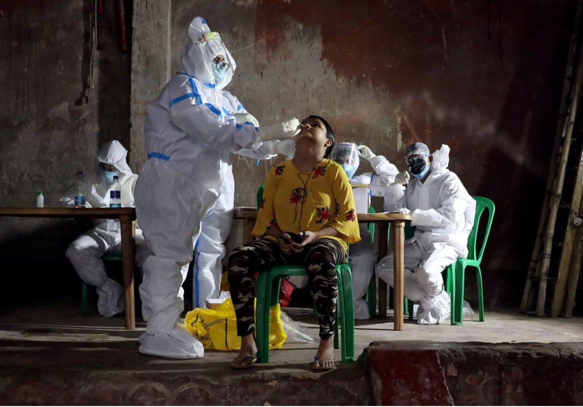 อนามัยโลกเผย 'โควิด' โลกพุ่งทำสถิติใหม่ หนึ่งวันป่วยเพิ่มกว่า 2.92 แสน