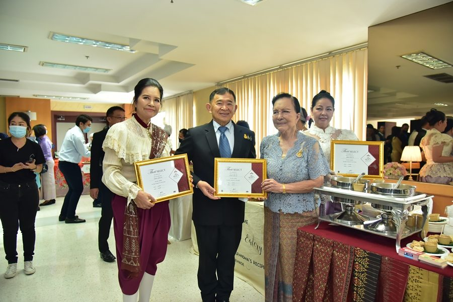 """""""พาณิชย์""""ผลักดันร้านอาหารไทยรับตรา ไทยซีเล็คท์ เป็น 2,000 ร้านทั่วประเทศ"""