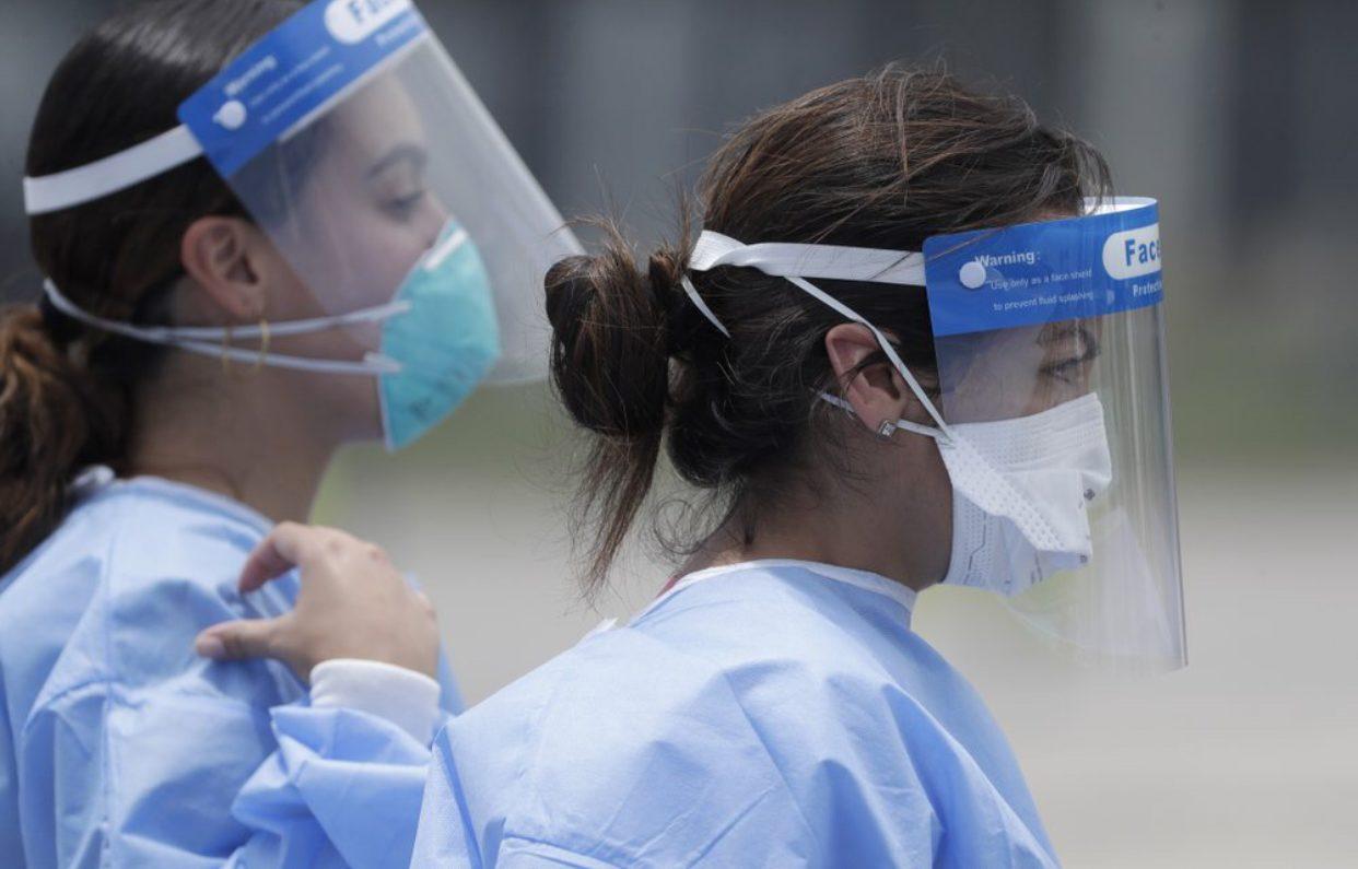 มะกันติดโควิดทะลุ 5 ล้าน อินเดีย 2 ล้านหลังป่วยเพิ่มวันเดียวกว่า 6 หมื่น