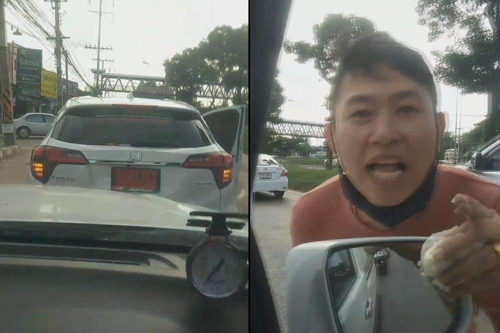 'อาจารย์ขับป้ายแดง' เผย แฟนบอกเลิก 'ขอโทษสังคม' หลังหัวร้อน ตอบโต้ไม่สุภาพ